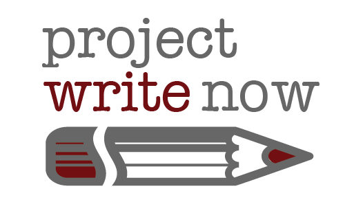 Project Write Now logo